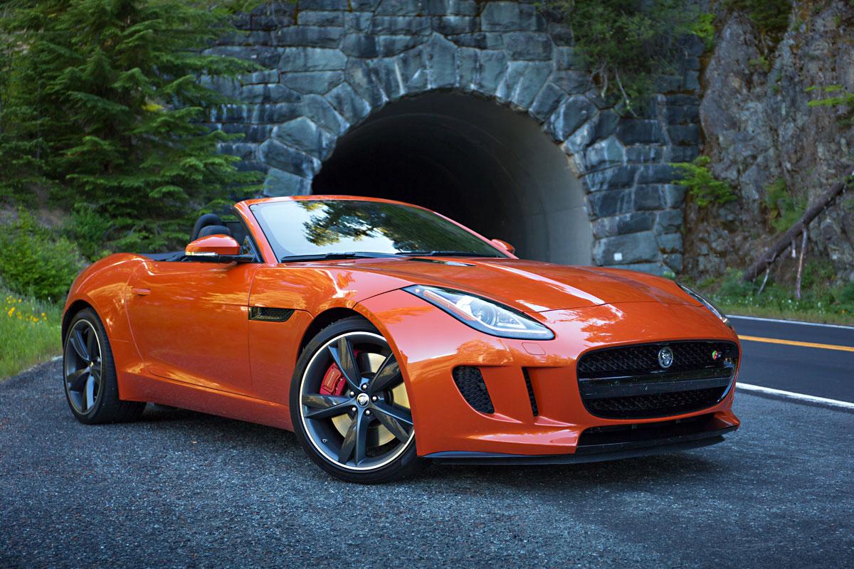 2014 jaguar f type return to a true sports car. Black Bedroom Furniture Sets. Home Design Ideas