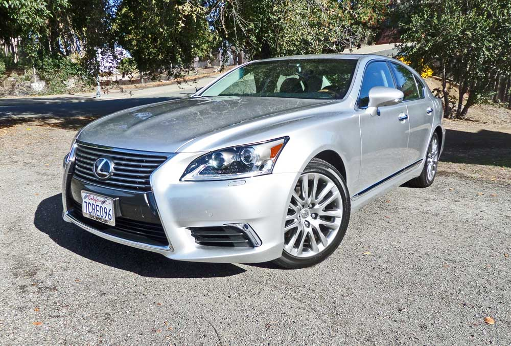 2015 lexus ls 460 4 door sedan continuing to set benchmarks as lexus flagship. Black Bedroom Furniture Sets. Home Design Ideas