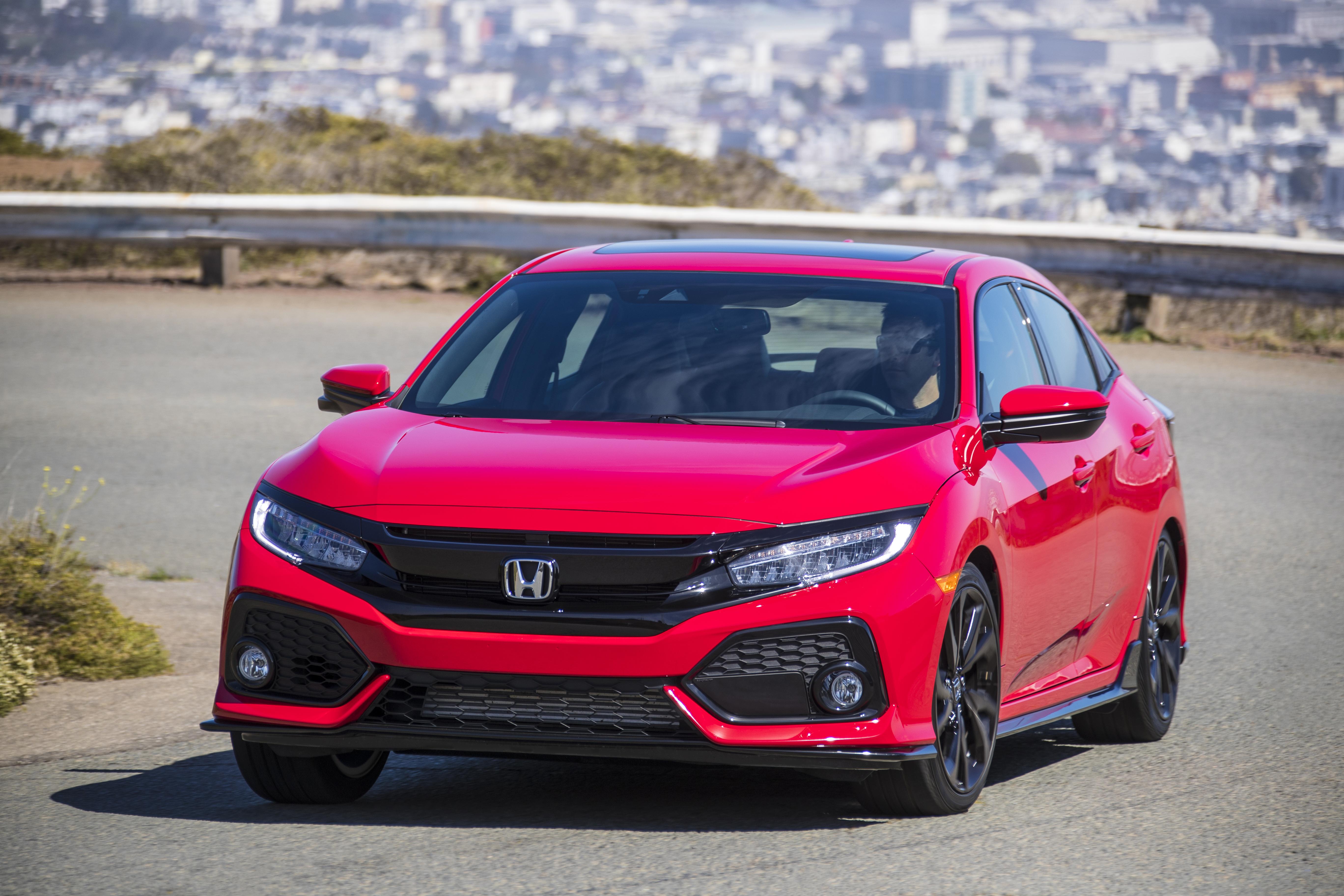 2017 Honda Civic Hatchback: Standard Bearer?