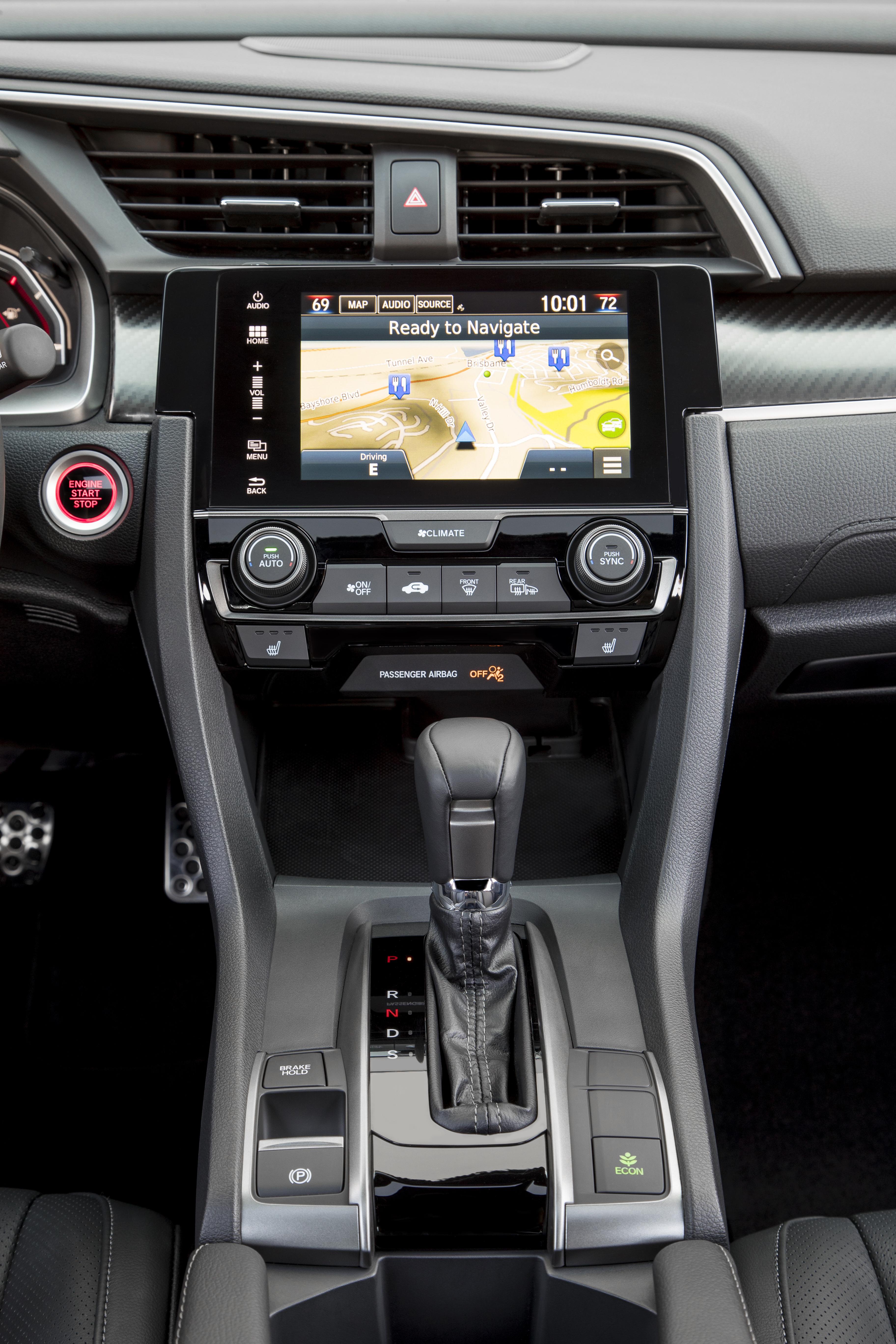 2017 Honda Civic Hatchback Standard Bearer