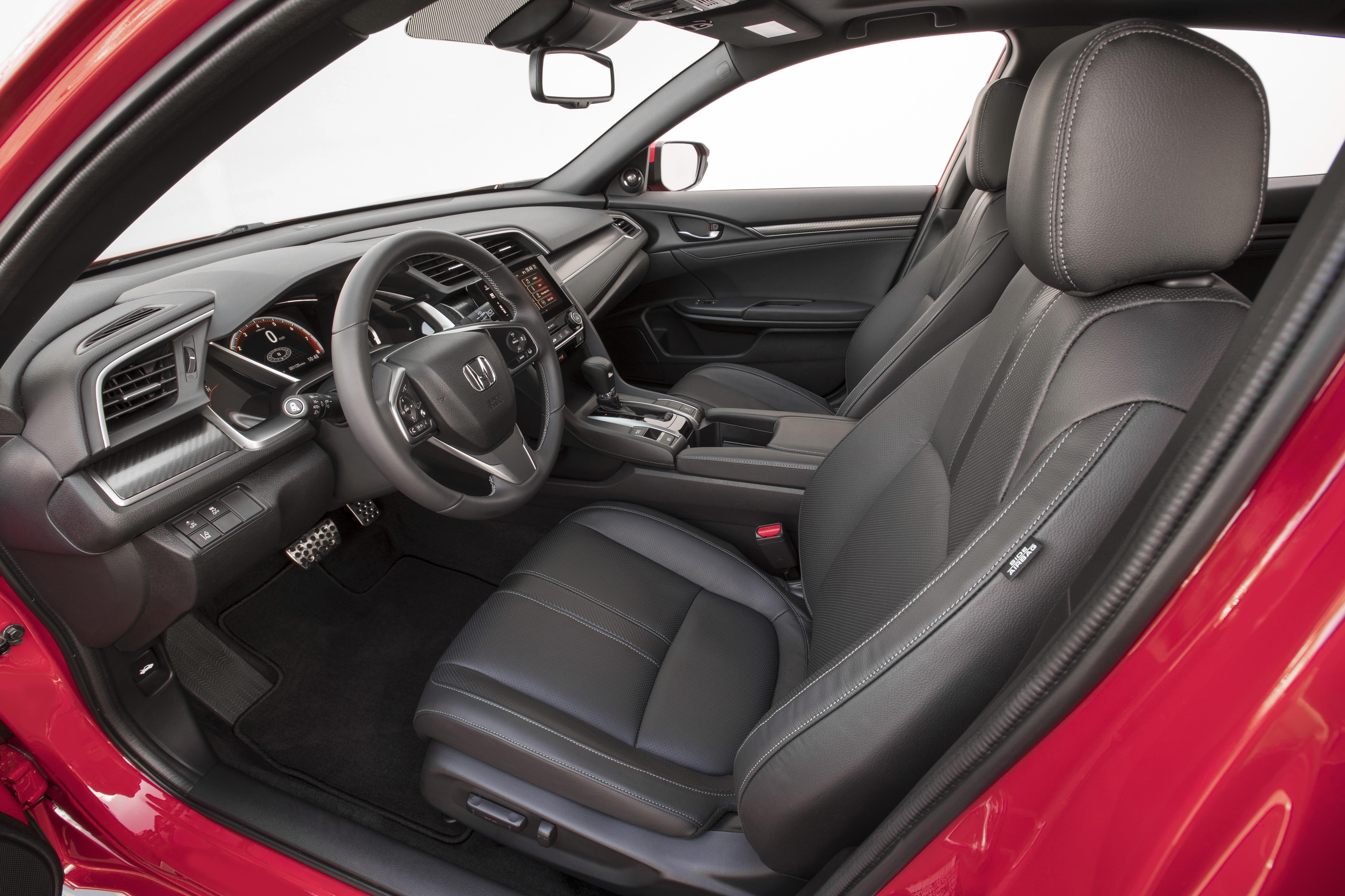 2017 honda civic manual hatchback
