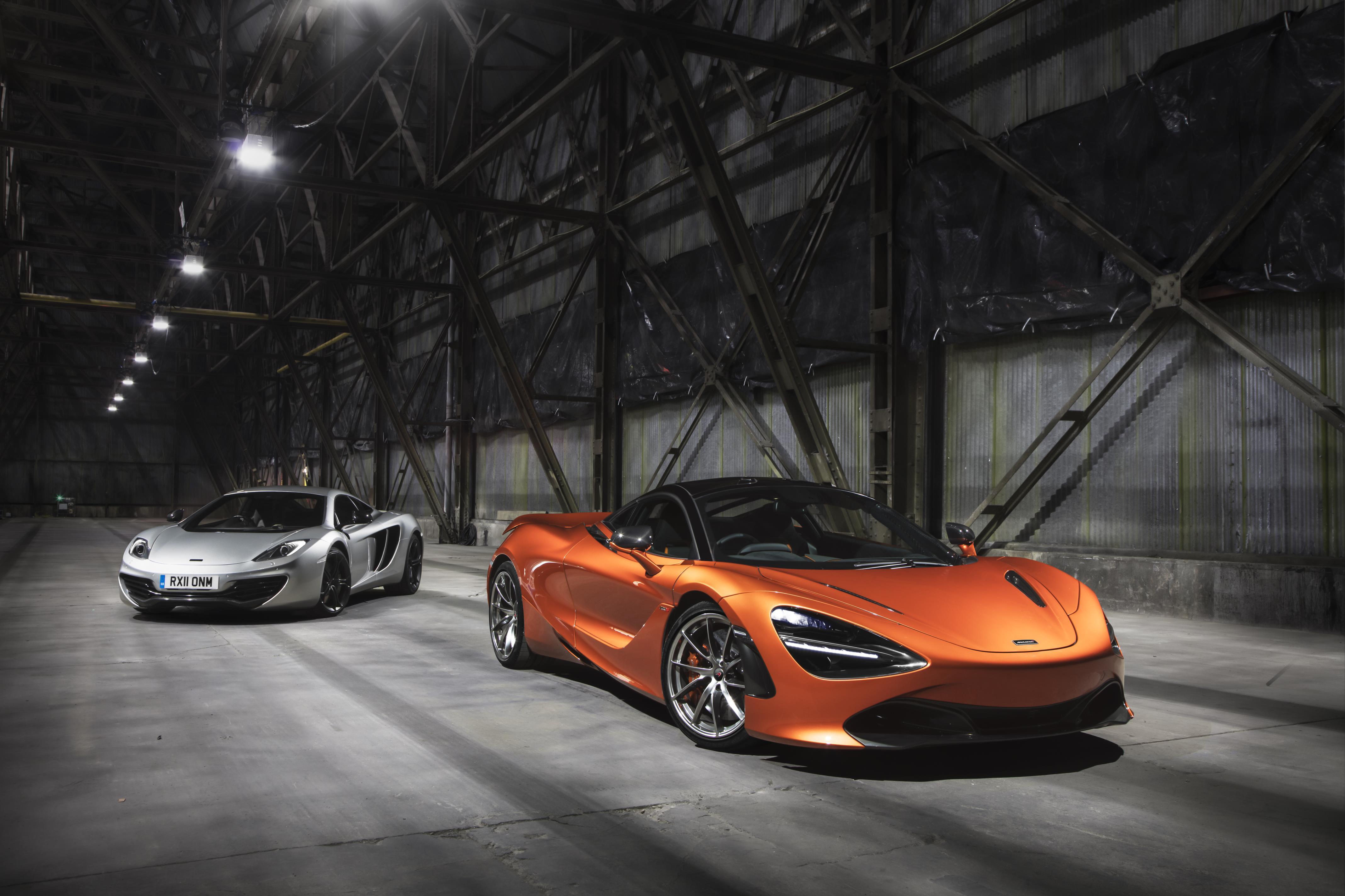 A New Era Begins For McLaren Automotive