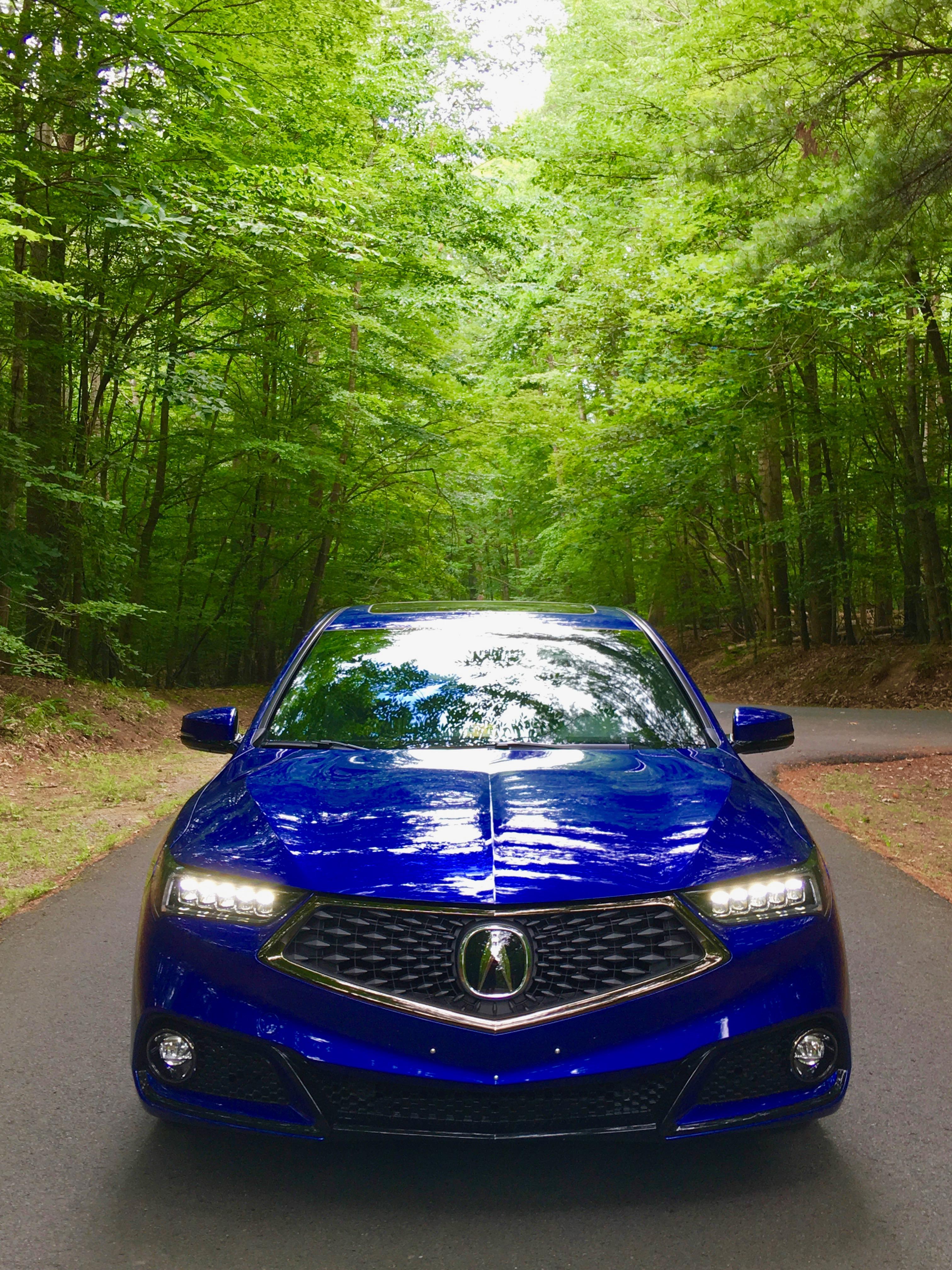 2018 Acura TLX V6 A-Spec -