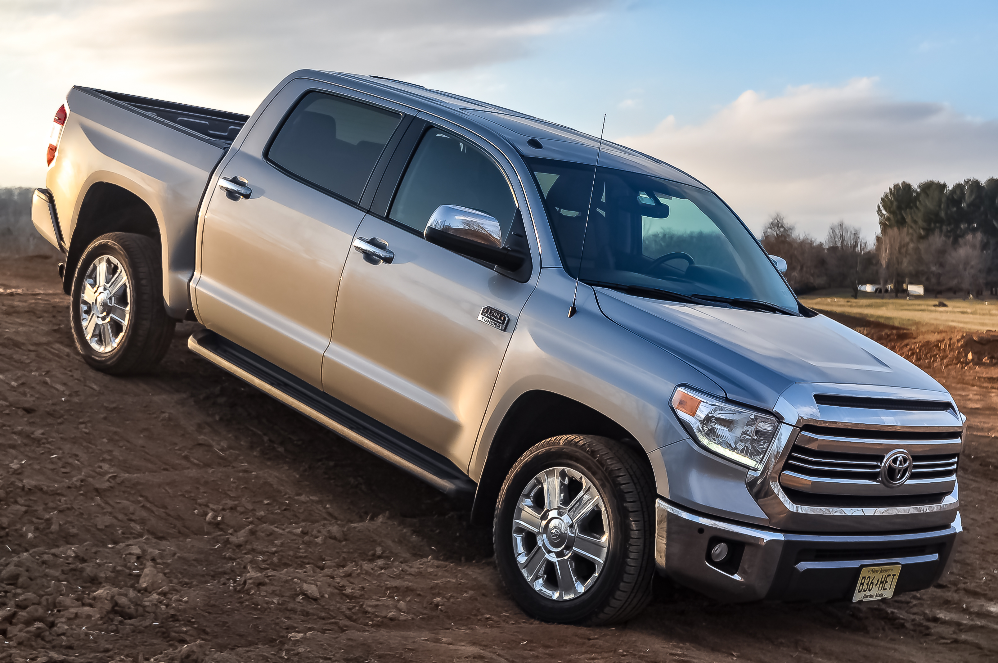 The 2017 Toyota Tundra 1794 CrewMax – A Sexy 4x4 Workhorse -